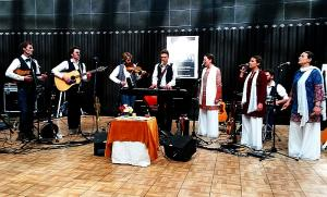 Solaris performing at the Parliament of World Religions 2015