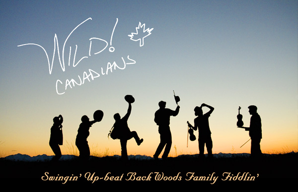 Wild Canadians poster