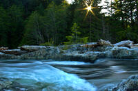 Wilderness Landscape -
