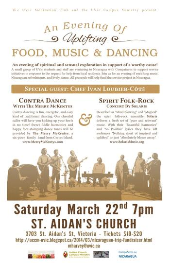 Solaris Concert and Merry McKentys Contra Dance