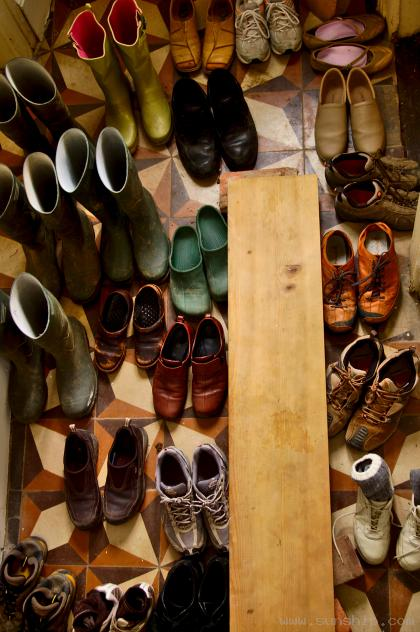 Community of Shoes